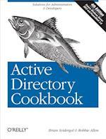 Active Directory Cookbook