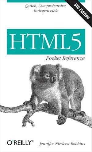 HTML5 Pocket Reference af Jennifer Niederst Robbins