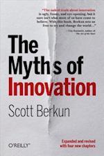 The Myths of Innovation af Scott Berkun