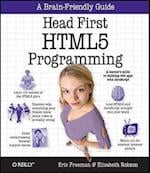 Head First HTML5 Programming (Head First)