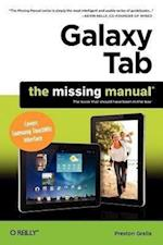 Galaxy Tab: The Missing Manual