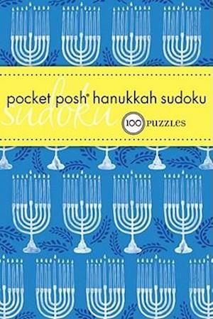 Pocket Posh Hanukkah Sudoku