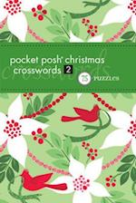 Pocket Posh Christmas Crosswords 2 af Tim Parker, The Puzzle Society