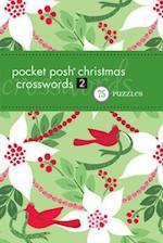 Pocket Posh Christmas Crosswords 2