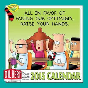 Ukendt format Dilbert 2015 Wall af Scott Adams