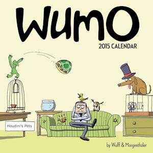 Ukendt format Wumo 2015 Wall af Mikael Wulff