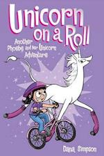 Unicorn on a Roll (Phoebe and Her Unicorn Series Book 2) af Dana Simpson