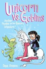 Unicorn Vs Goblins af Dana Simpson
