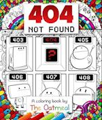 404 Not Found (The Oatmeal, nr. 6)