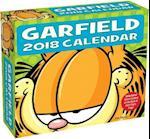 Garfield 2018 Calendar