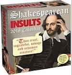 Shakespearean Insults 2018 Calendar af Andrews McMeel Publishing
