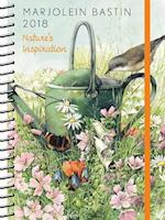 Marjolein Bastin Nature's Inspiration 2018 Calendar