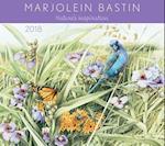 Marjolein Bastin 2018 Calendar