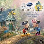 The Disney Dreams Collection 2018 Calendar