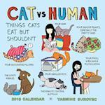 Cat Vs Human 2018 Calendar