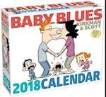 Baby Blues 2018 Calendar