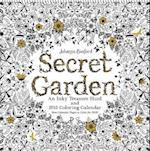 Secret Garden 2018 Calendar