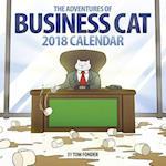 The Adventures of Business Cat 2018 Calendar