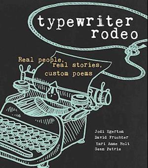 Bog, paperback Typewriter Rodeo af Jodi Egerton