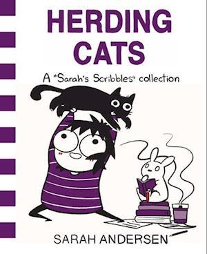 Bog, paperback Herding Cats af Sarah Andersen