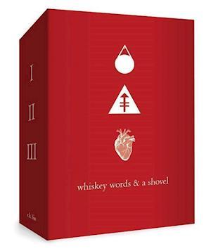 Bog, sampak Whiskey Words & Shovel Box Set Volume 1-3 af Andrews McMeel Publishing