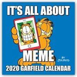 Garfield 2020 Square Wall Calendar