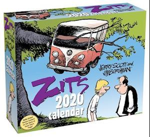 Zits 2020 Day-To-Day Calendar