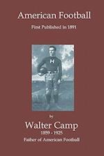 American Football af Walter Camp