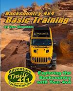 Backcountry 4x4 Basic Training af Don Alexander