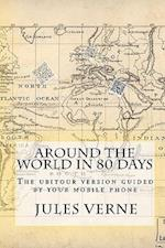 Around the World in 80 Days af Jules Verne