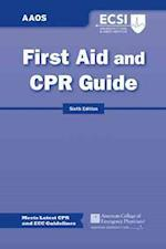 First Aid and CPR Guide af American Academy of Orthopaedic Surgeons (AAOS)