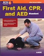 Standard First Aid, CPR, And AED, Irish Edition