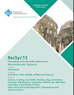 RecSys 15 9th ACM Conference on Recommender Systems