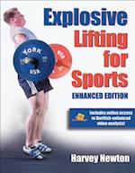 Explosive Lifting for Sports-Enhanced Edition
