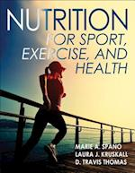 Nutrition for Sport, Fitness and Health