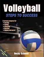 Volleyball Steps to Success (Steps to Success Activity Series)