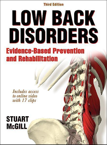 Low Back Disorders - Evidence-Based Prevention and Rehabilitation af Stuart Mcgill