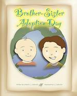 Brother-Sister Adoption Day
