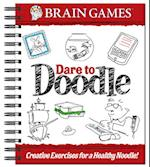 Brain Games Dare to Doodle Adult