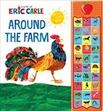 Eric Carle - Around the Farm (Apple Play a Sound Book)