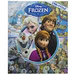 Disney Frozen Look and Find af Publications International