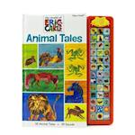 World of Eric Carle - Animal Tales Sound Storybook Treasury af Pi Kids