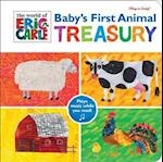 Baby's First Animal Treasury af Pi Kids
