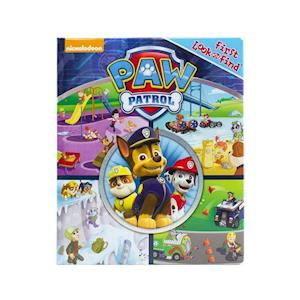 Bog, hardback Paw Patrol First Look & Find