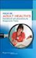 Focus on Adult Health's Laboratory and Diagnostic Tests