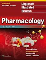 Pharmacology (Lippincotts Illustrated Reviews Pharmacology)