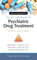 Kaplan & Sadock's Pocket Handbook of Psychiatric Drug Treatment af Benjamin Sadock