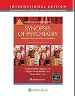 Kaplan and Sadock's Synopsis of Psychiatry: Behavioral Science/Clinical Psychiatry af Benjamin Sadock