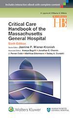 Critical Care Handbook of the Massachusetts General Hospital