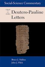 Social Science Commentary on the Deutero-Pauline Letters af John J. Pilch